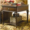 Thomasville® Brompton Hall Rectangular End Table