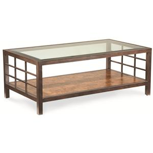 Thomasville® Canyon Grove Rectangular Cocktail Table