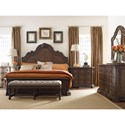 Thomasville® Casa Veneto King Bedroom Group - Item Number: 84811 K Bedroom Group 2
