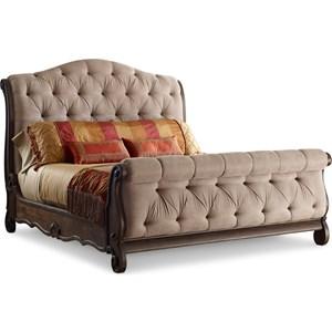 Thomasville® Casa Veneto Upholstered 6/0 Sleigh Bed