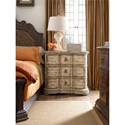 Thomasville® Casa Veneto Corina Her Nightstand with Electrical Outlet