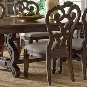 Thomasville® Casa Veneto Stella Side Chair
