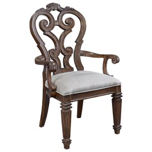 Thomasville® Casa Veneto Stella Arm Chair