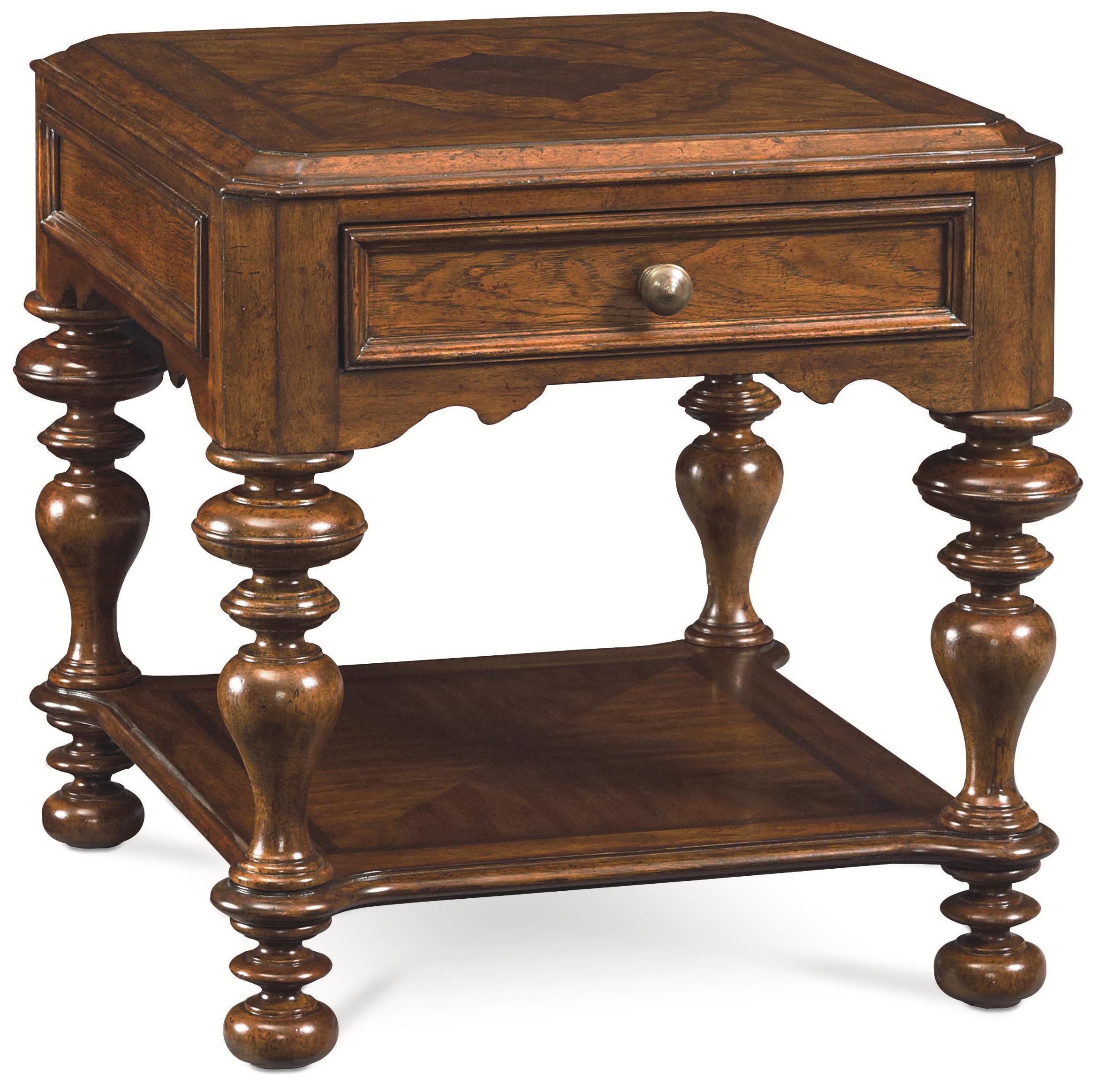 Thomasville® Cassara Drawer End Table - Item Number: 46931-210