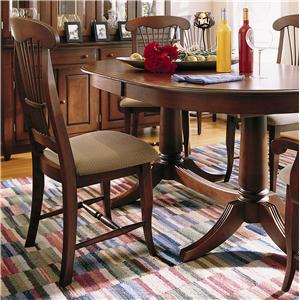 Thomasville® Color Café - Custom Dining Customizable Upholstered Side Chair