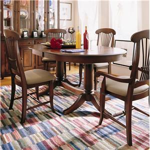 Thomasville® Color Café - Custom Dining <B>Customizable</B> Table and Chair Set