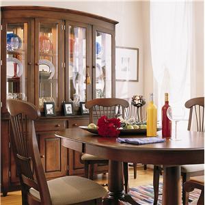 Thomasville® Color Café - Custom Dining <B>Customizable</B> China Cabinet