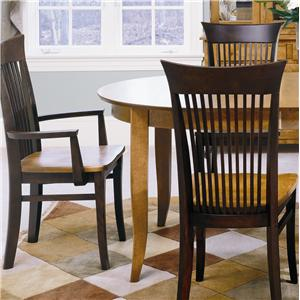Thomasville® Color Café - Custom Dining <B>Customizable</B> Arm Chair