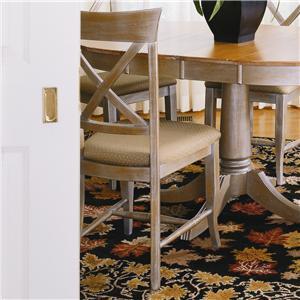 Thomasville® Color Café-Custom Dining <B>Customizable</b> Side Chair