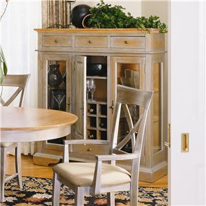 Thomasville® Color Café-Custom Dining <B>Customizable</B> Dry Goods Pantry