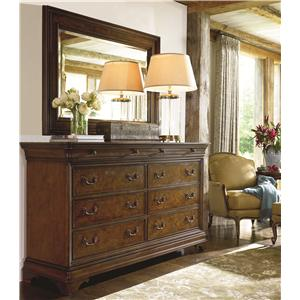 Thomasville® Deschanel Dresser and Mirror