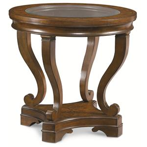 Thomasville® Deschanel Round Lamp Table