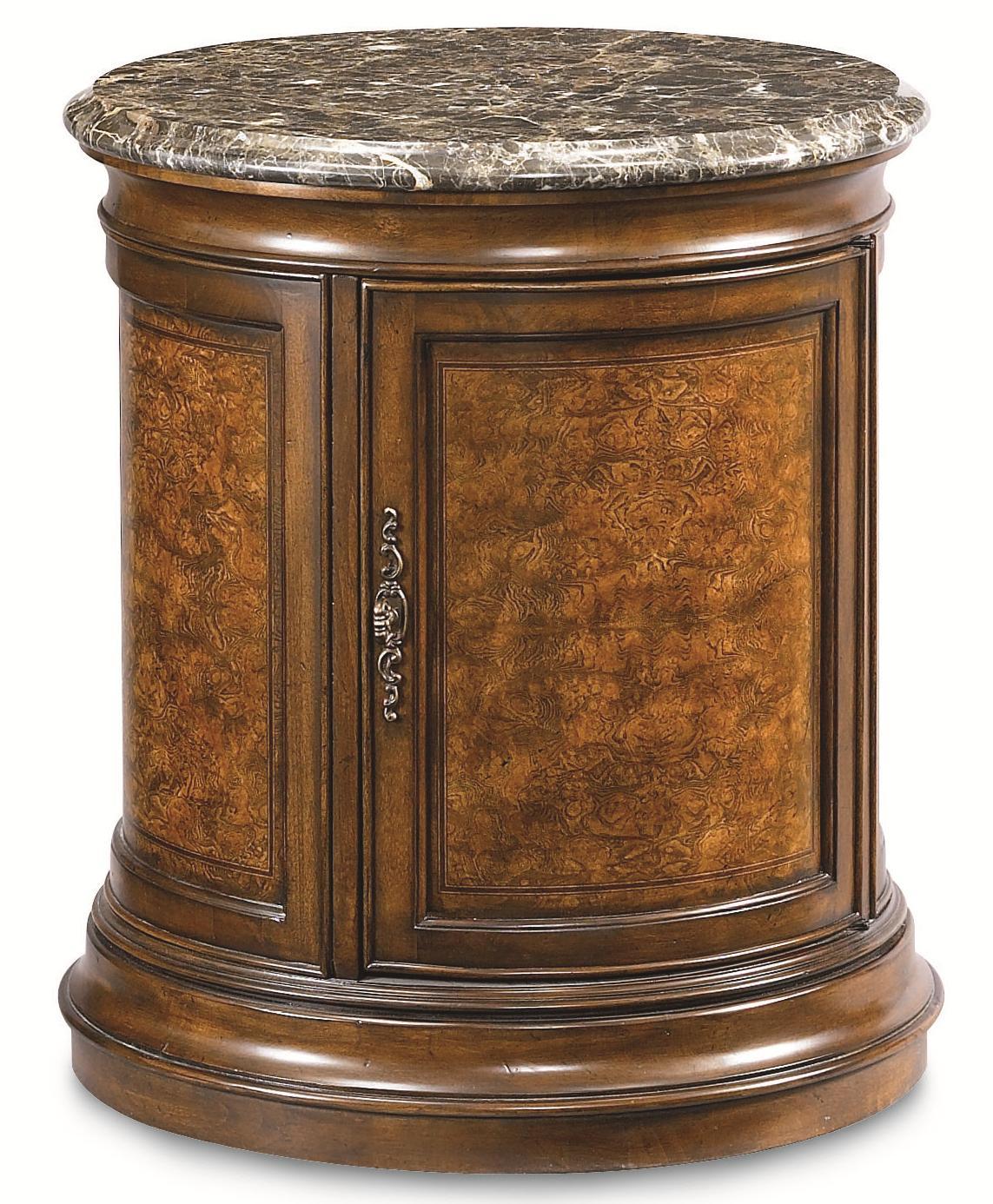 Thomasville® Deschanel Drum Table - Item Number: 46731-330