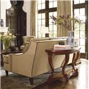 Thomasville® Deschanel Console Table w/ Drawer - Shown in Room Setting