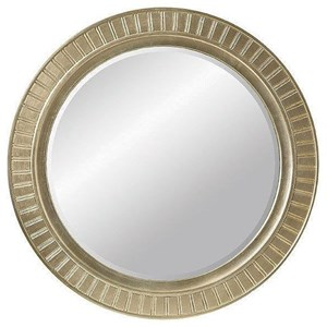 Thomasville® Elements and Origins Scandia Evelyn's Round Mirror