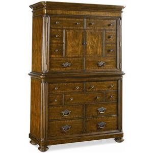 Thomasville® Ernest Hemingway  Manyara Media Chest and Hutch