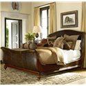 Thomasville® Ernest Hemingway  Queen Aberdare Sleigh Bed