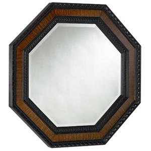 Thomasville® Ernest Hemingway  Steppe Octagonal Mirror