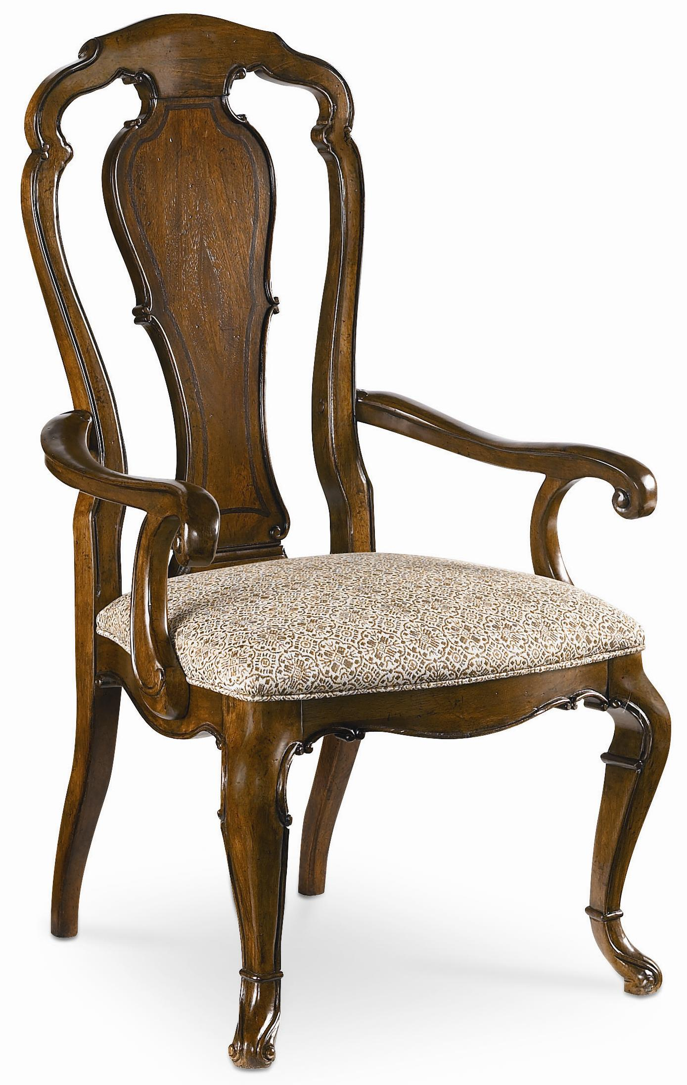 Thomasville® Ernest Hemingway  Granada Side Chair - Item Number: 46221-832