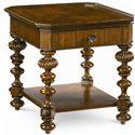 Thomasville® Ernest Hemingway  Basque End Table - Item Number: 46231-210