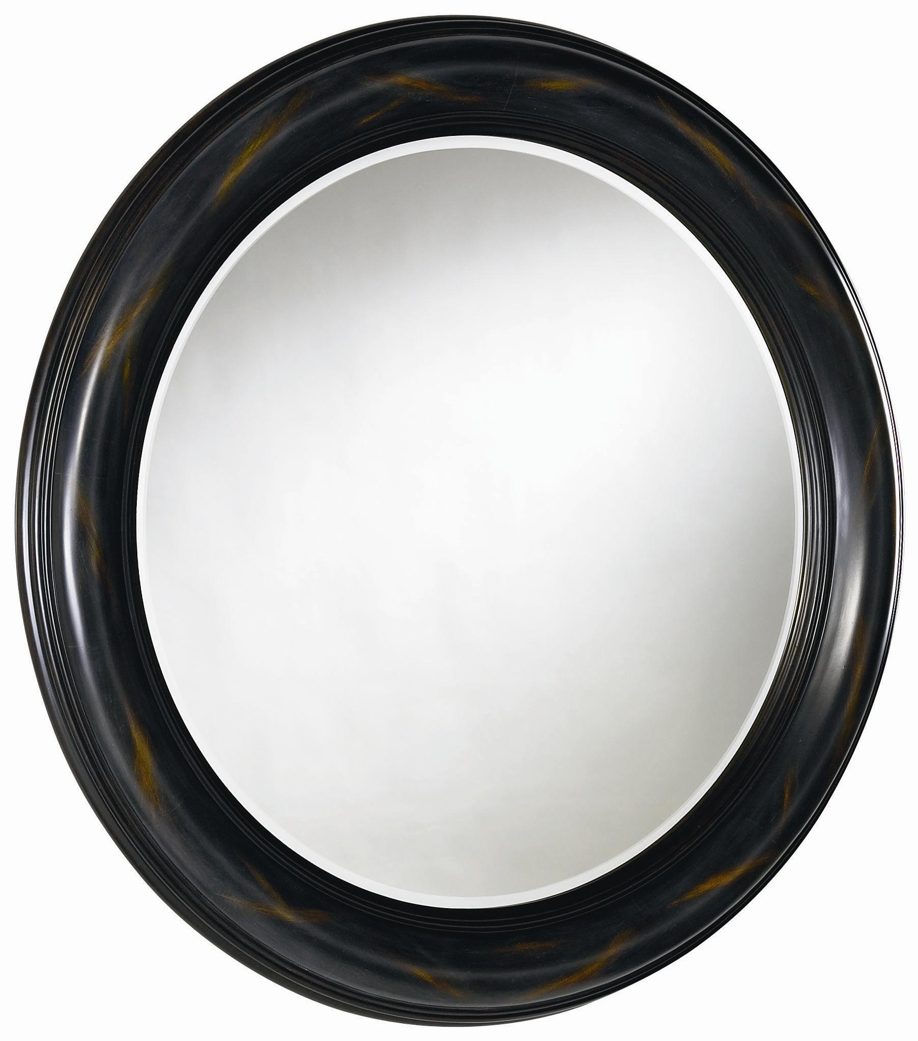 Thomasville® Ernest Hemingway  Romero Round Mirror - Item Number: 46291-255