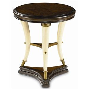 Thomasville® Ernest Hemingway  Hunt Club Accent Table
