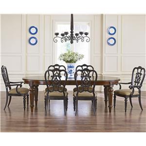 Thomasville® Fredericksburg Seven Piece Dining Set