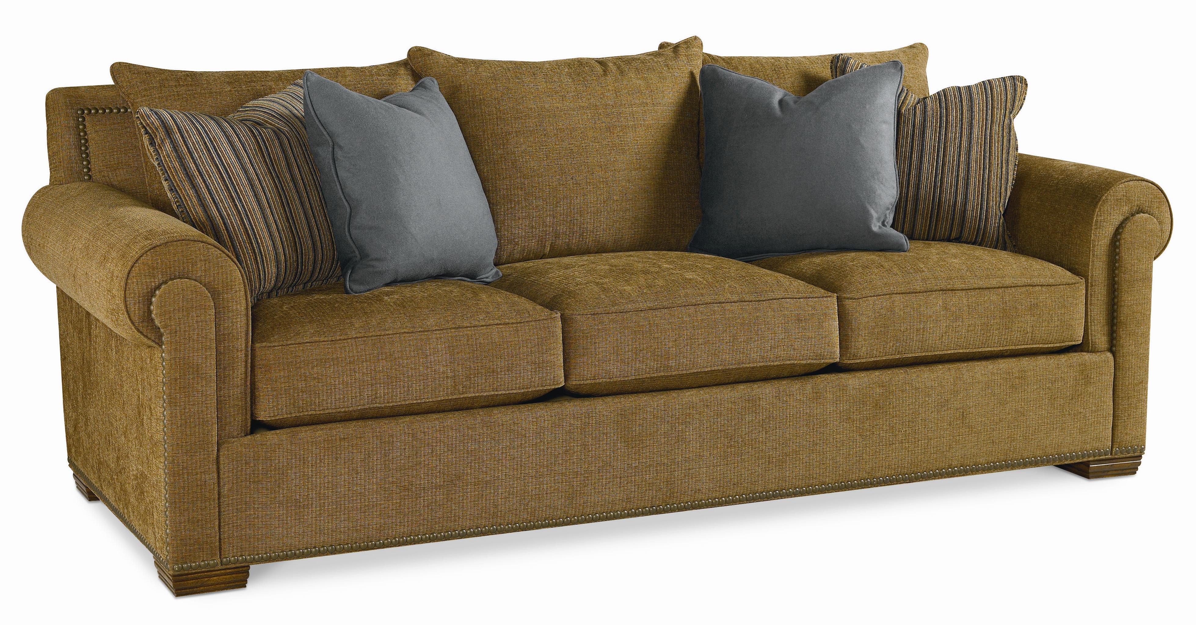 Thomasville Fremont 1658 11 3 Seat Stationary Sofa Dunk Bright Furniture Sofa