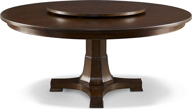 Thomasville174 Harlowe amp Finch Adelaide Round Dining Table  : products2Fthomasville2Fcolor2Fharlowe20and20finch83421 7302B83421 945 b1 from www.dunkandbright.com size 800 x 458 jpeg 28kB