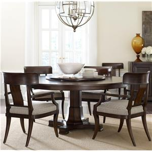 Thomasville® Harlowe & Finch 5 Pc Dining Set