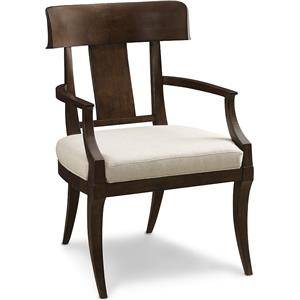 Thomasville® Harlowe & Finch Mykonos Arm Chair