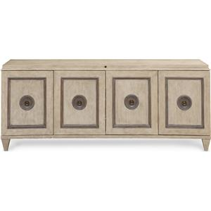 Thomasville® Harlowe and Finch Miramar Entertainment Console