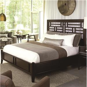 Thomasville® Lantau California King Panel Wood Bed