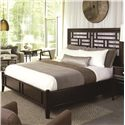 Thomasville® Lantau California King Panel Wood Bed  - Bed Shown May Not Represent Size Indicated
