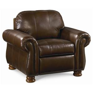 Thomasville® Leather Choices - Benjamin Leather Select Plus Incliner