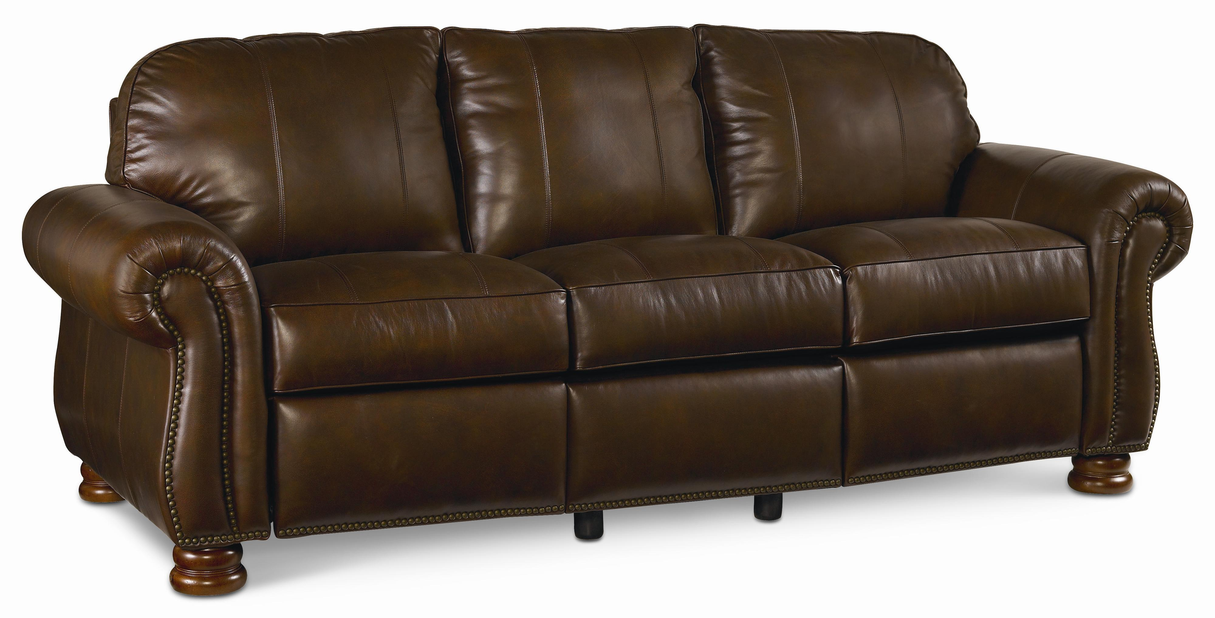 Thomasville® Leather Choices   Benjamin Select Plus 3 Seat Leather Motion  Sofa | Sprintz Furniture | Reclining Sofa Nashville, Franklin, ...