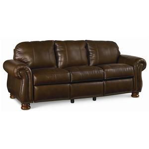 Thomasville® Leather Choices - Benjamin Select Plus Leather Motion Sofa