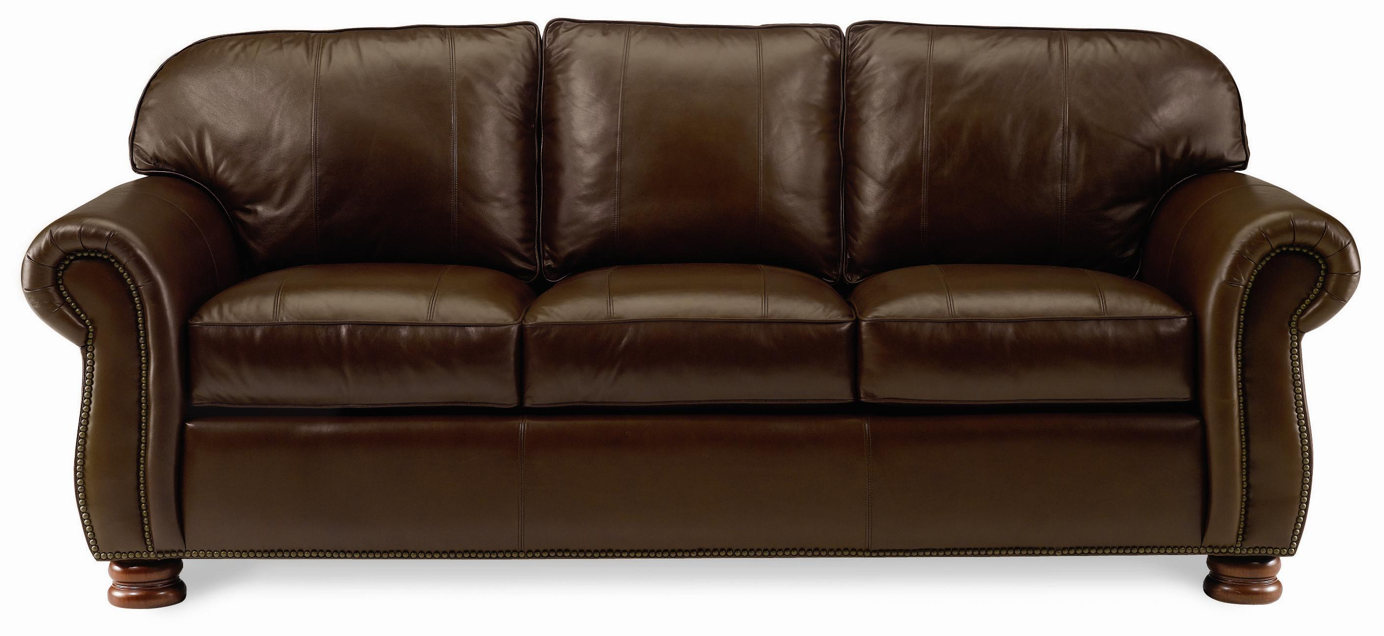 Thomasville Leather Choices Benjamin Select 3