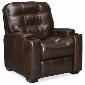 Thomasville® Leather Choices - Latham Leather Select Plus Media Recliner