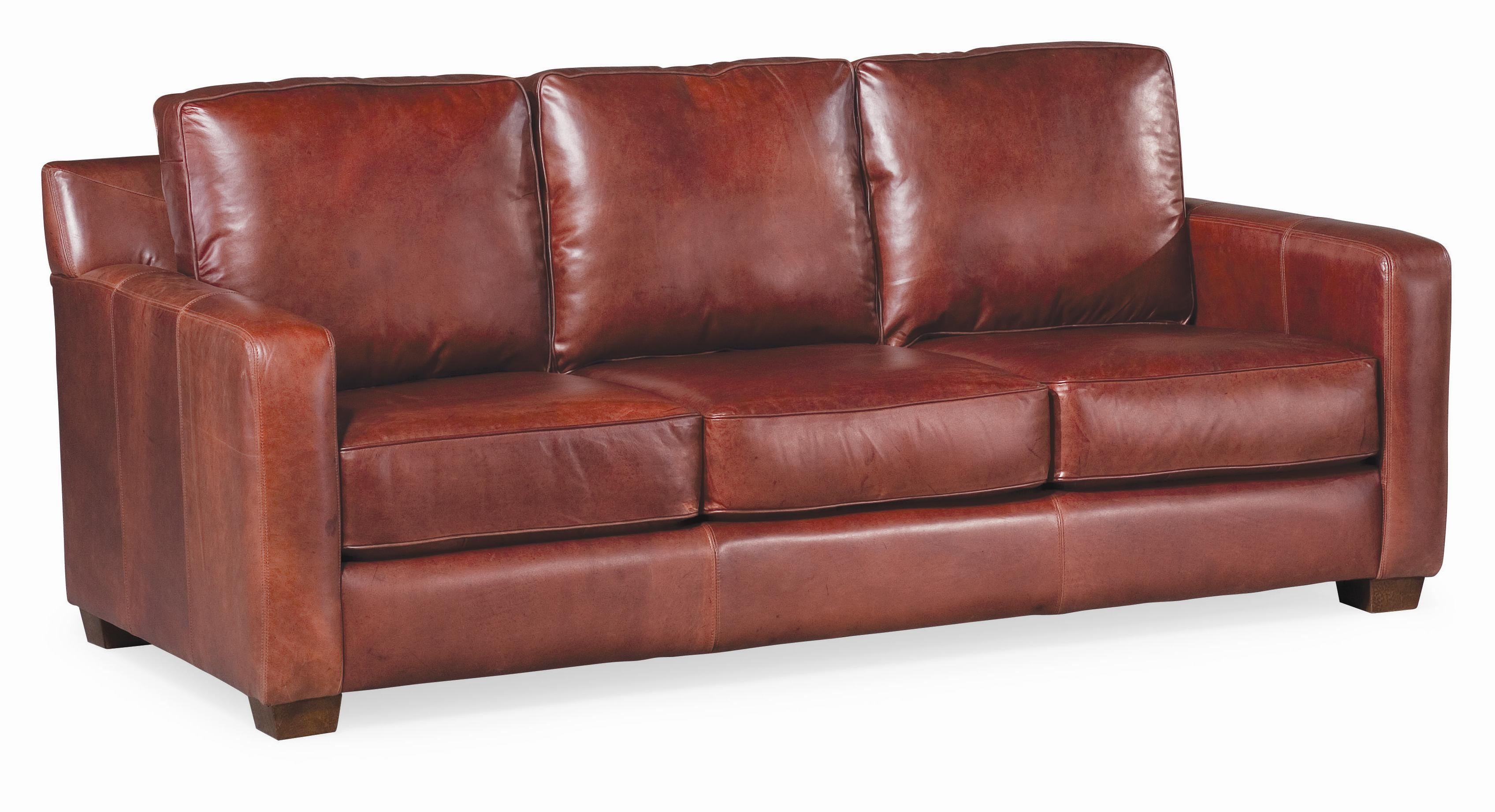 Perfect Thomasville® Leather Choices   Metro Select Plus Leather Sofa   Item  Number: 20923