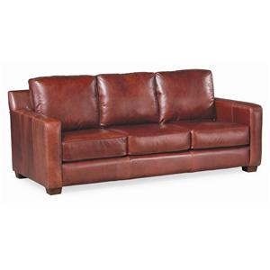Thomasville® Leather Choices - Metro Select Plus Leather Sofa