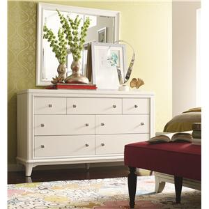Thomasville® Manuscript Dresser and Mirror
