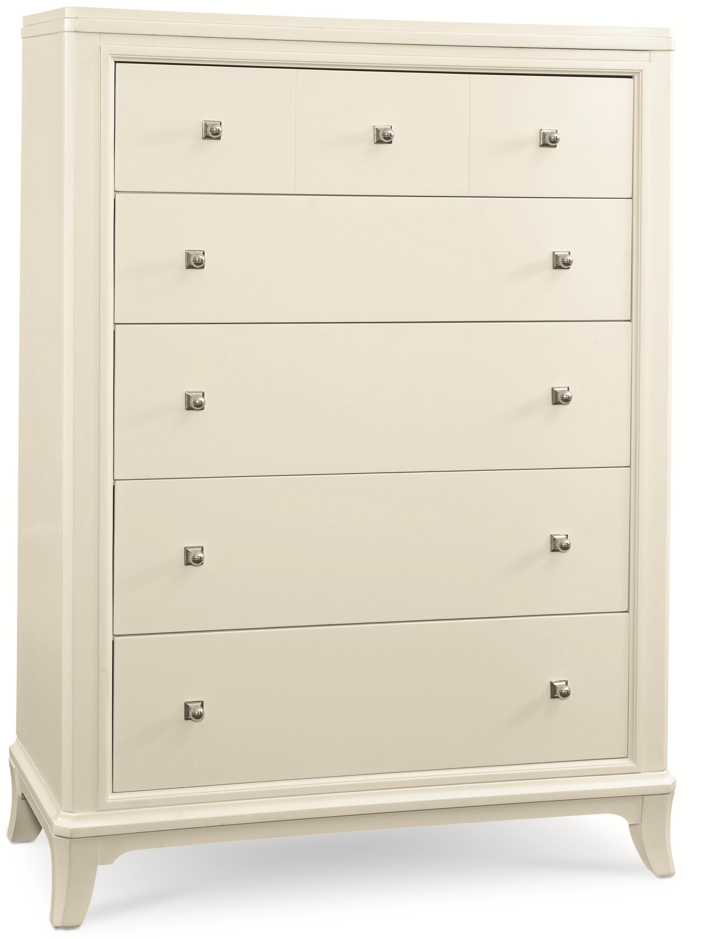 Thomasville® Manuscript Drawer Chest - Item Number: 82915-311