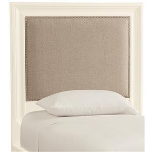 Thomasville® Manuscript Twin Upholstered Headboard
