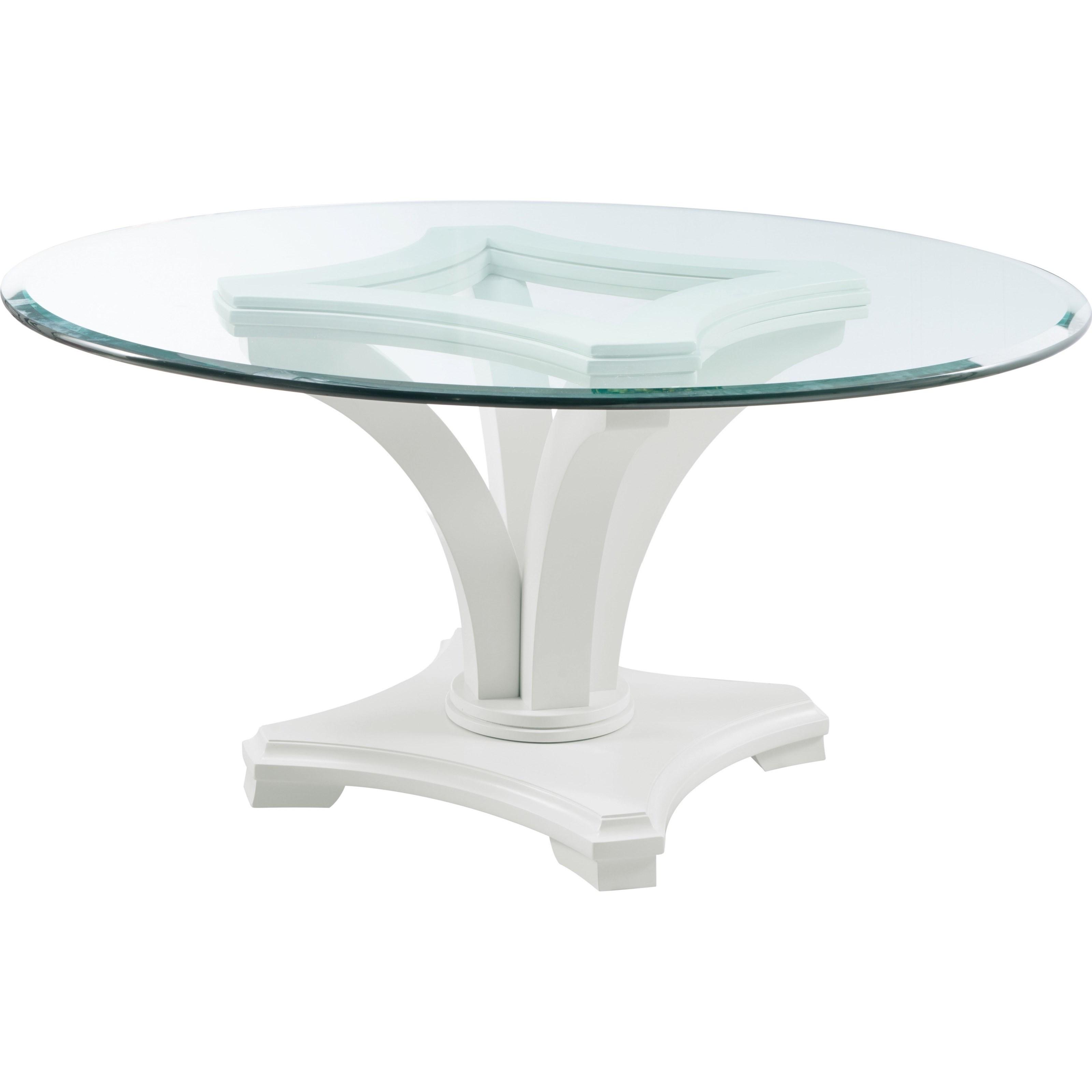Thomasville® Manuscript Round Dining Table - Item Number: 82925-730