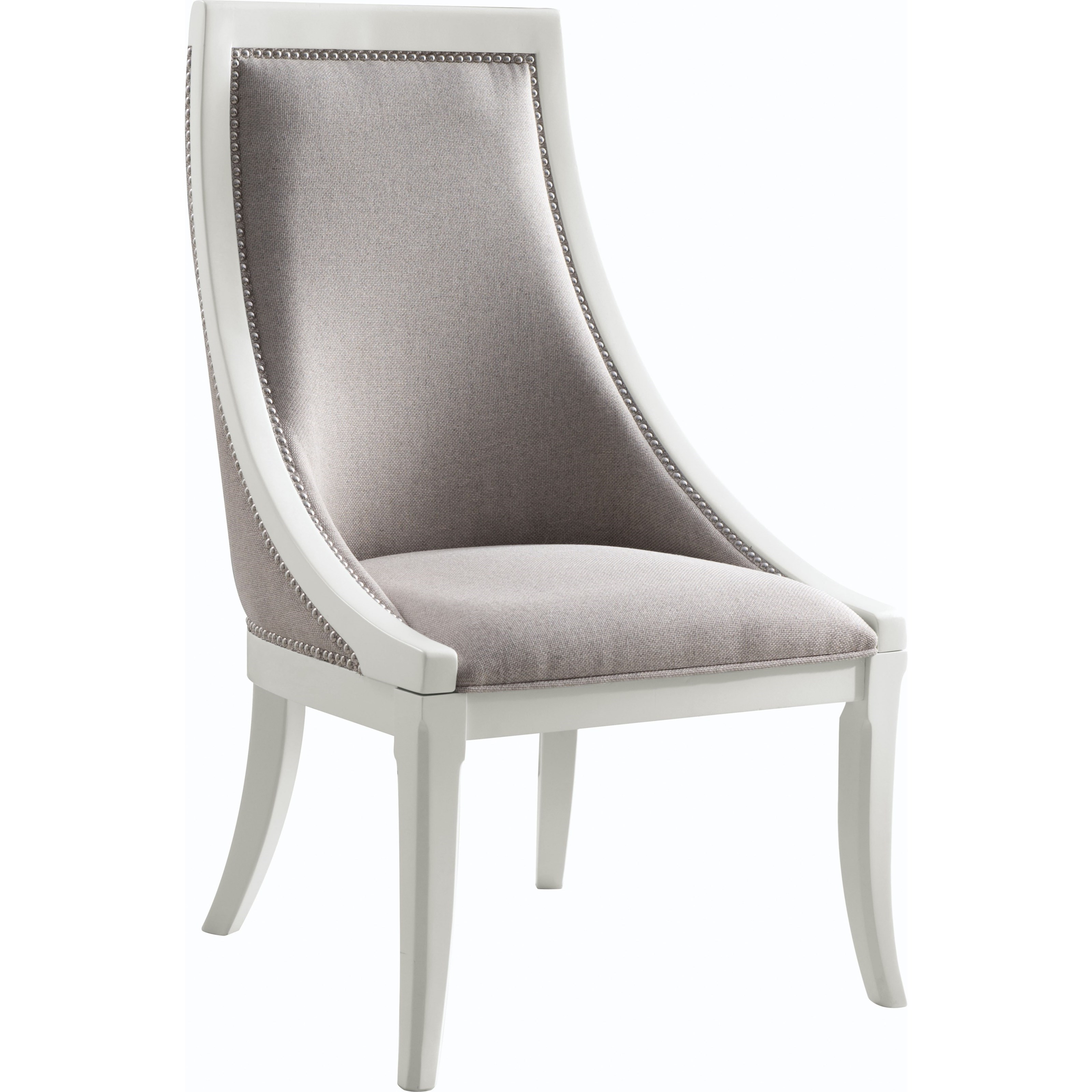 Thomasville® Manuscript Upholstered Dining Side Chair - Item Number: 82925-881