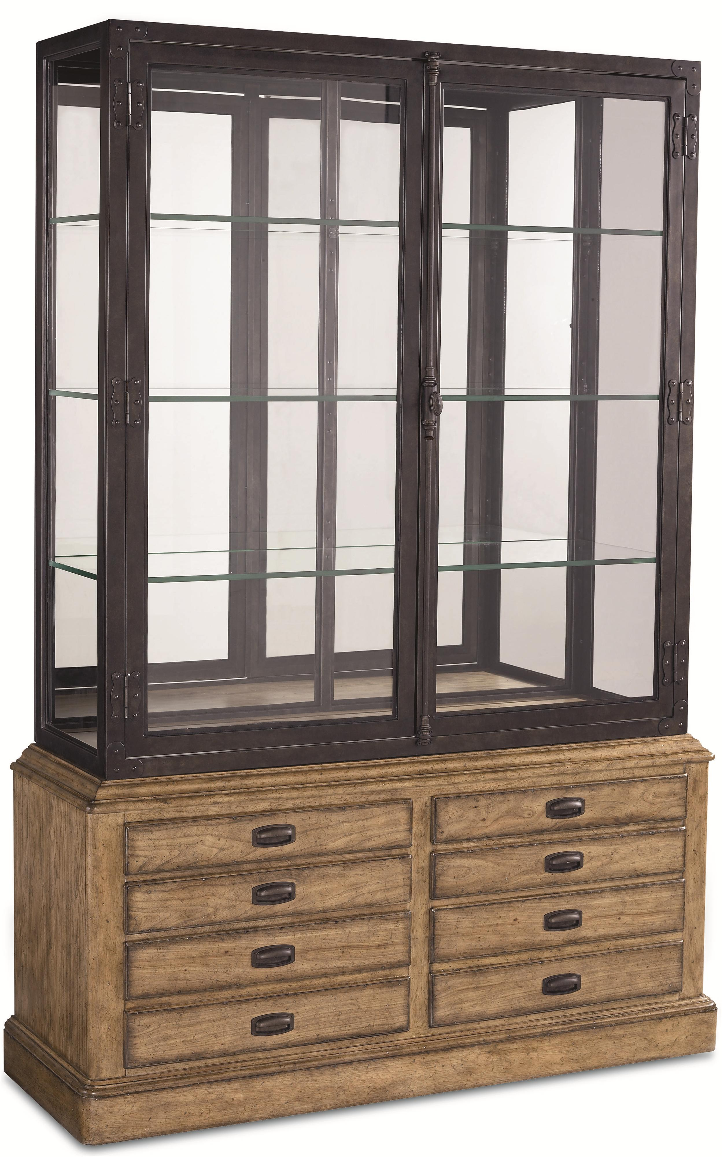 Hutch Display Cabinet Thomasviller Reinventions Visualite Display Cabinet Dunk