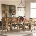 Thomasville® Reinventions Hudson Dining Arm Chair - Shown with Table and Side Chairs