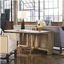 Thomasville® Reinventions Slater Mill Drop Leaf Table - Shown in Room Setting