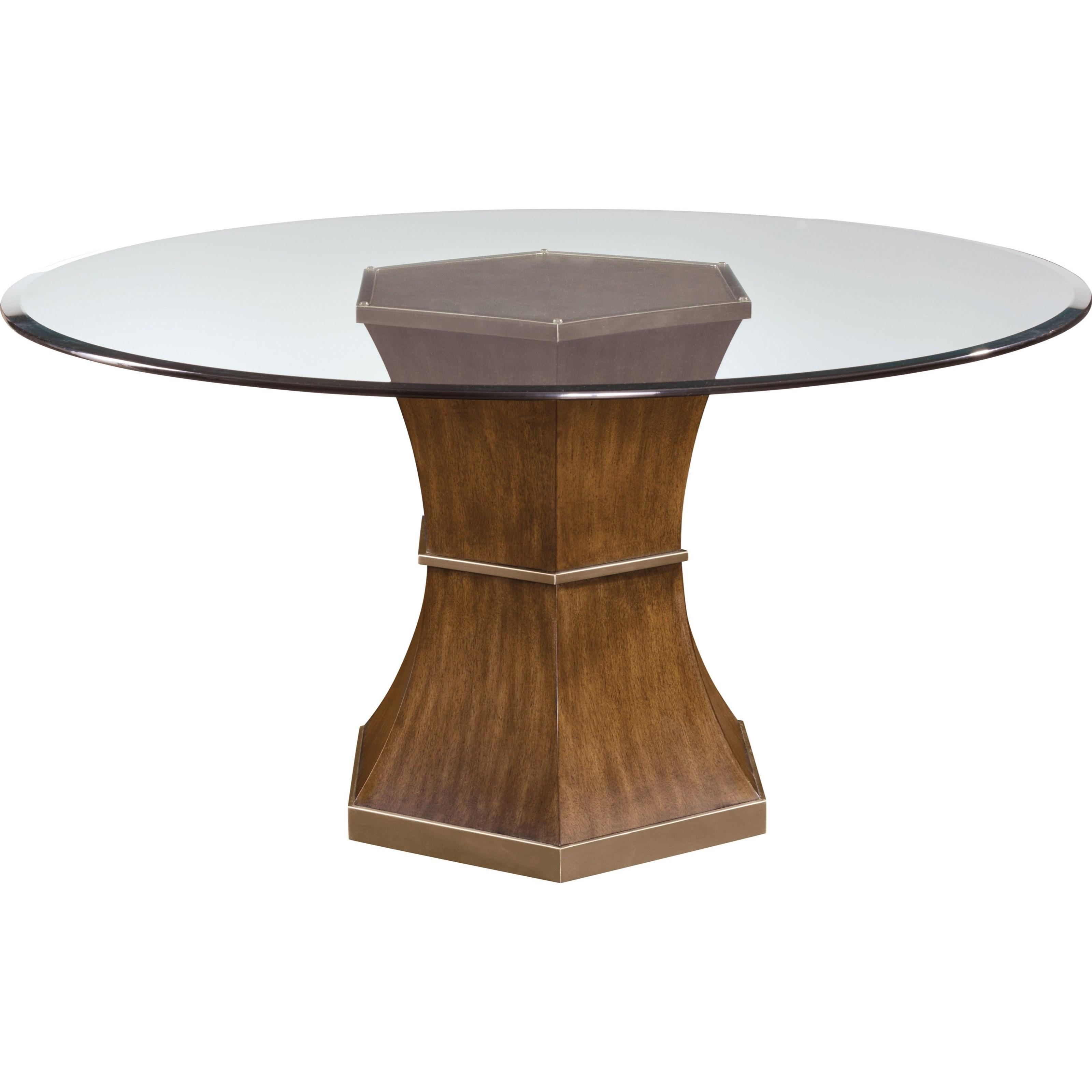 Thomasville® Retrospect Salome Table   Item Number: 85421 720+85421 726